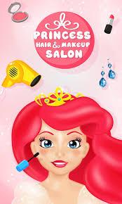 Makeup Hair Salon Princess Hair U0026 Makeup Salon Android Apps On Google Play