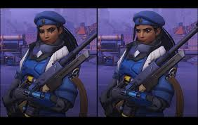 ana overwatch wallpapers young ana face by guntharf on deviantart