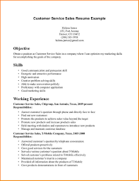 Resume Objective Examples Hospitality by Resume Objective Examples Customer Service Resume For Your Job
