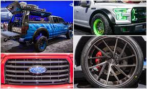 Ford F150 Truck Interior Accessories - 2015 ford f 150 invades sema u2014and you can see them all here
