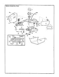garage doors stanley garage door opener manual wiring diagram