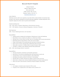 sle of resume word document resume sle in word file 28 images resume document 55 images