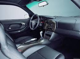 Porsche 911 Interior - porsche 911 gt2 2002 picture 30 of 49