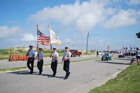 Usa Flag Cape A Glorious Fourth Of July 2013 In Cape Charles Virginia Life