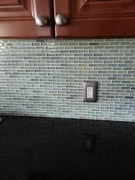 painted tile and brick store reflections painted glass mosaic subway tile rocky point