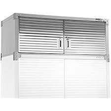 Ultra Hd Storage Cabinet Amazon Com Seville Classics Ultrahd Rolling Storage Cabinet