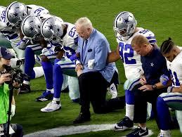 Jerry Jones Memes - cowboys furious over fake news meme over protesting players