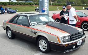 1979 ford mustang pace car the ten worst special edition ford mustangs the mustang source