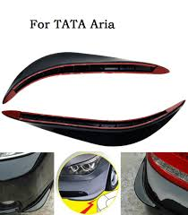 nissan almera rear bumper price image result for tata aria accessories official image tata aria