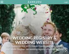 wedding registry website reviews zankyou reviews legit or scam