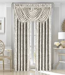 j queen new york leblanc damask window treatments dillards