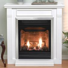 Propane Fireplace Logs by Vent Free Propane Gas Fireplace Logs