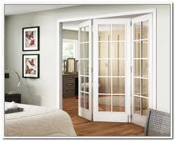 Bi Folding Glass Doors Exterior Interesting Cheap Folding Doors Images Ideas House Design