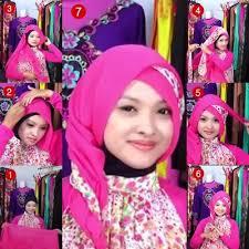 tutorial hijab paris ke pesta tutorial hijab wisuda untuk hari kelulusan semakin spesial
