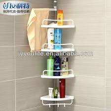 Telescopic Bathroom Shelves Telescopic Bathroom Corner Shelf Wholesale Shelf Suppliers Alibaba