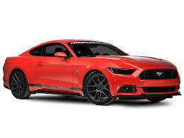 mustang decals graphics mustang smoked tint kit 387117 15 17 all