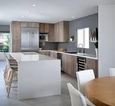 cuisine avec bar cuisine moderne avec bar 10 cuisine grise jet set