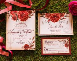 beauty and the beast wedding invitations beauty and the beast wedding invitations wedding ideas