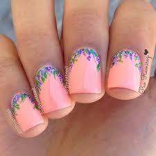 50 flower nail designs for spring u2013 page 26 u2013 foliver blog