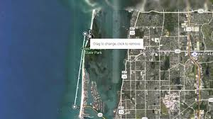 Clearwater Beach Florida Map by Walk From Pier 60 Clearwater Beach To Caladesi Island State Park