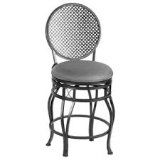 linon home decor products inc walt walnut gray bar stool linon bar stools cymax stores
