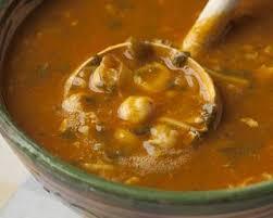cuisine marocaine harira recette harira à la viande hachée facile rapide