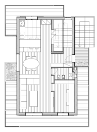 ground floor plan rgr house in rimini italy by archinow