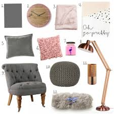 living room interiors grey blush pink u0026 copper grey u0026 pink