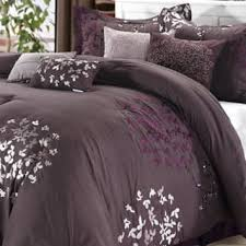Plum Bed Set Purple Comforter Sets For Less Overstock