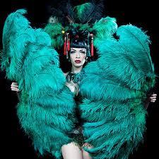 burlesque feather fans burlesque feather fans by talulah blue by talulahblueburlesque