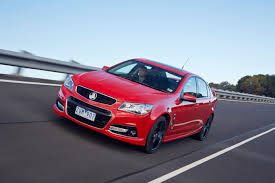 holden ssv news
