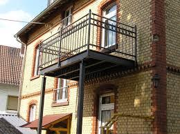 stahlbau balkone balkone stahlbalkone und terrassenbeläge kolb metallbau 63654
