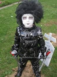 edward scissorhands costume coolest edward scissorhands costume