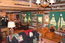 log home for sale in stonebridge