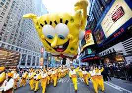 macy s thanksgiving day parade route new york city