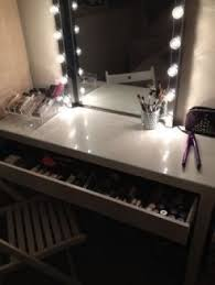 New Vanity Vanity Dressing Table With Mirror And Lights Open Travel