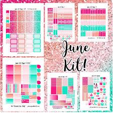 summer holiday planner template plannerproblem u2013 free printable planner stickers