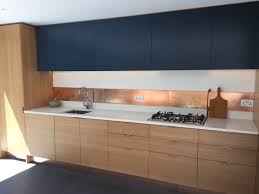 How To Paint Veneer Kitchen Cabinets by Cupboard Colour Timber Brass Handles Nice Too Sq1 Kitchen