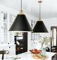 Black Hanging Light Fixture Black Kitchen Pendant Light White Kitchen Black Pendant Lights