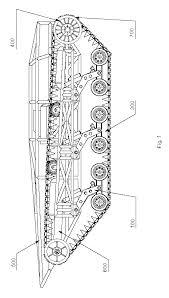 patent us20100236844 fast tracked ground vehicle google patents