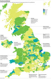 Newcastle England Map by Uneducated Britain How Does Your Constituency Compare News