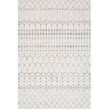 Area Rugs White Modern Area Rugs Allmodern