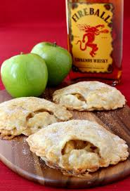 Apple Pie Thanksgiving Fireball Whisky Apple Pies Mantitlement