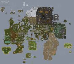 World Map Interactive by Tip It Runescape Help Full World Map The Original Runescape