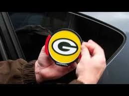 nfl motion activated light up decals light up decals by powerdecal youtube