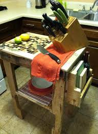 Pallet Kitchen Island Upcycled Pallet Kitchen Island Table Wooden Pallet Furniture