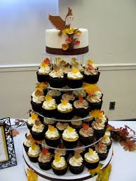 80th birthday cupcake tower the couture cakery