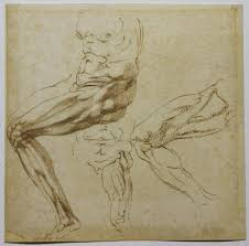 michelangelo drawings coming to the ago have a peek at six of