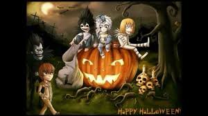 anime happy halloween happy halloween from gif world youtube