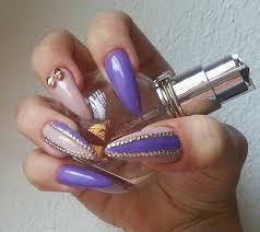 55 best purple nail art designs